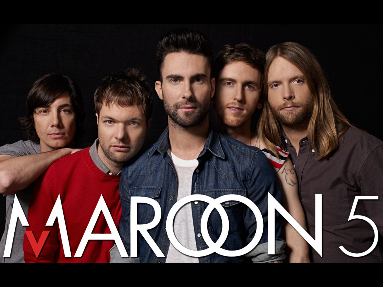 MAROON 5  - MAPS (Music Video)